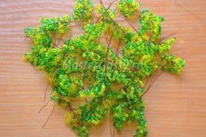 плетение ветвей