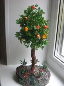 мандариновое деревце